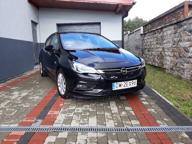 Opel Astra K 2019r 1.6 CDTi 110KM Nowy Gwarancja Salon PL Duza Navi
