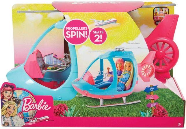 Вертолет для куклы Барби Туристический вертолет Barbie Helicopter