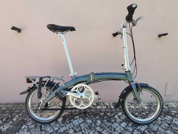 Bicicleta dobrável Dahon Curve XL