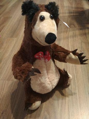 Duzy Niedźwiedź z bajki Masza i niedźwiedź