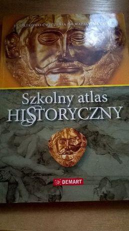 Szkolny atlas historyczny, Demart