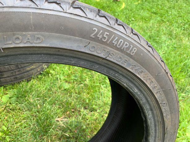Opony Lassa Driveways Sport 245/40/R18 - 2 szt