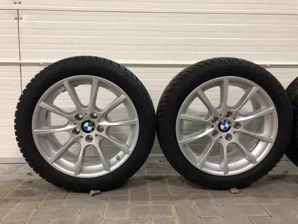 Koła felgi aluminiowe styling 281 BMW Serii 3 5 6 7+opony 245/45r18!