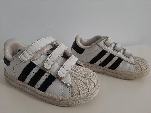 Buciki chłopięce Adidas - rozmiar 21