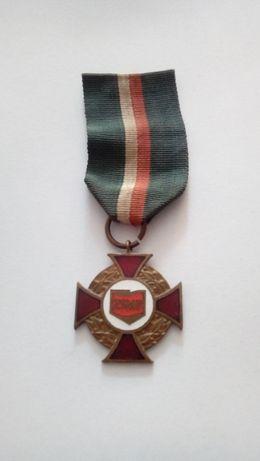 Odznaka medal ZSMP