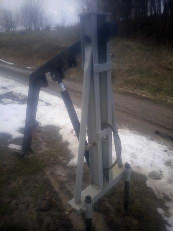Ładowacz hydrauliczny na tył