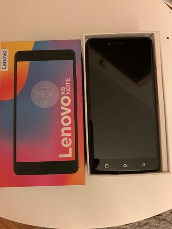 sprzedam telefon Lenowo K6 Note 3GB/32GB