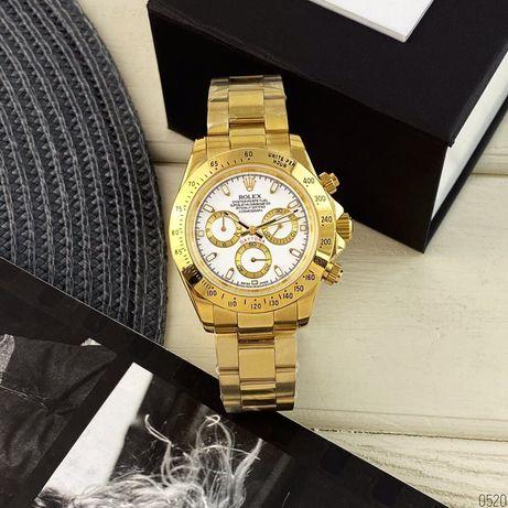 Zegarek Rolex Daytona AAA Automatic Gold-White