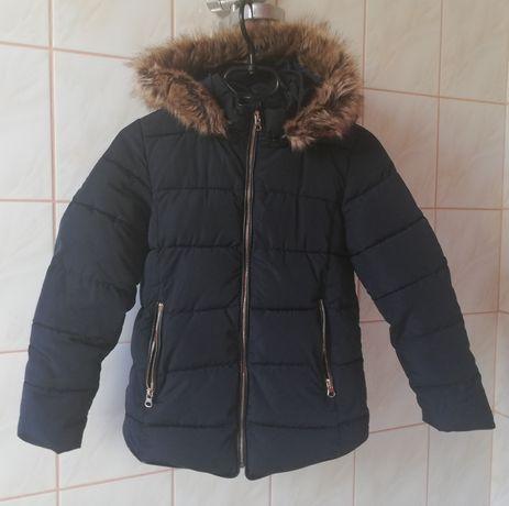 Kurtka zimowa Zara rozm 134cm