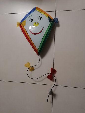 Żyrandol - plafon kolorowy latawiec