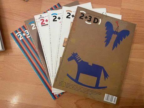 2+3D magazyn - numery 12-27