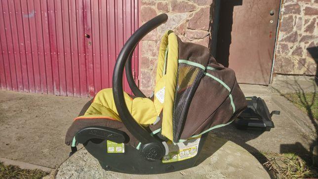 Автокрісло люлька для новонароджених 0-13 кг Maxi Cosi + база