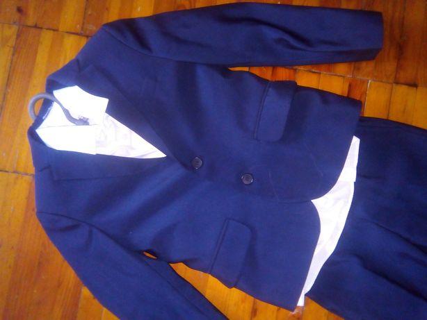 Школьная форма на рост 122-128 1-3класс Турция костюм брюки пиджак