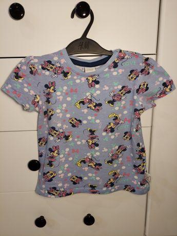 Koszulka t-shirt r. 92 Disney baby
