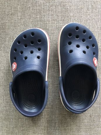 Crocs oryginalne C 8-9