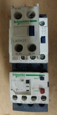 Contactor termico Schneider 400v.