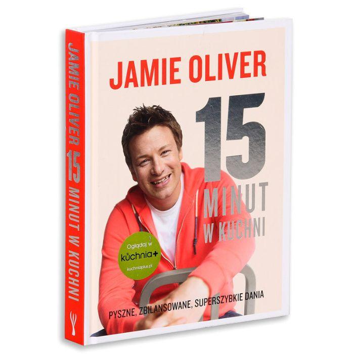 Jamie Olivier 15 minut w kuchni NOWA Tychy - image 1