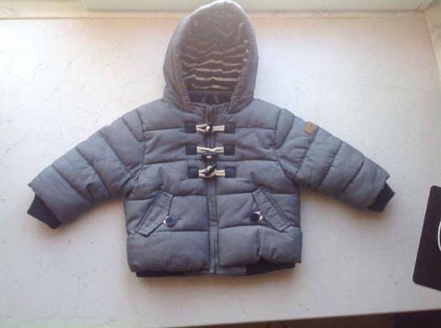 Тепла куртка для хлопчика теплая куртка для мальчика на рік на год