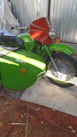 Мотоцикл Днепр11