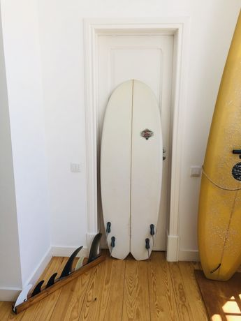 Prancha mini simmons Lufi 5'8
