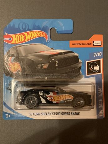 Hot Wheels Ford Shelby GT500 Super Snake