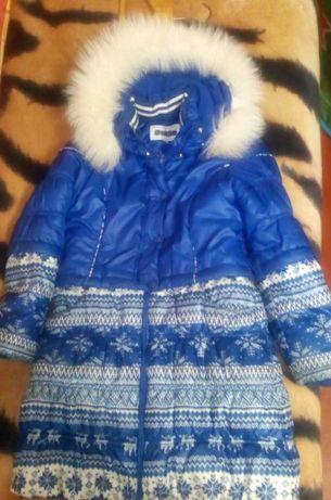 Пальто зимнее Donilo