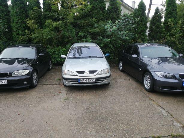 Renault megane 1.6 16v zamienię na Quada