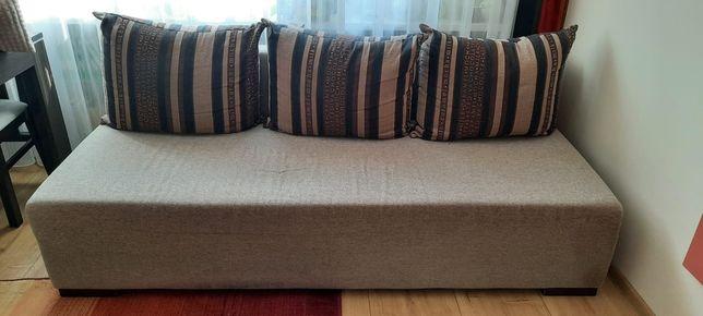 Sofa/kanapa z pufą plus gratis!