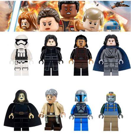 Bonecos minifiguras Star Wars nº30 (compativel com lego)