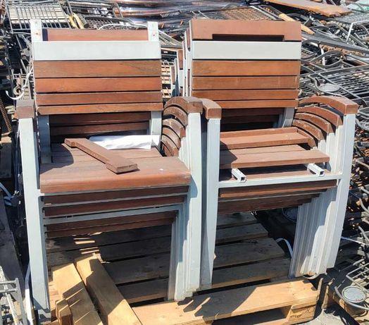Meble ogrodowe Krzesło stół ławeczka ogródek piwny