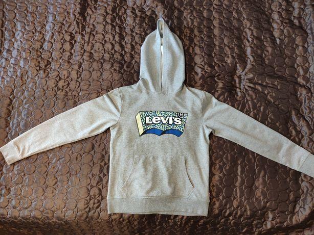Bluza bawełniana Levi's 14lat, 164cm