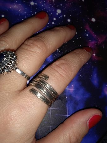 Warmet pierścionek sprężynka