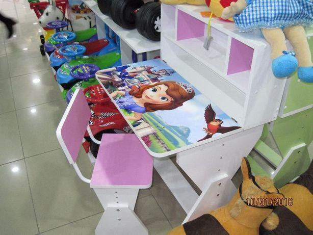 Парта детская, детский столик (Украина, а не Китай!)