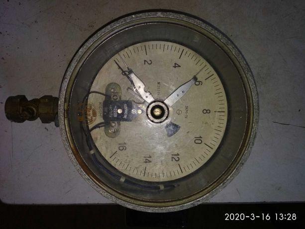 Контактный манометр ЭКМ-1У