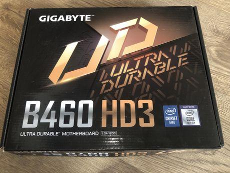 Материнская плата GIGABYTE B460 HD3 socket 1200