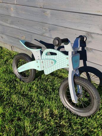 Rower biegowy kask w komplecie