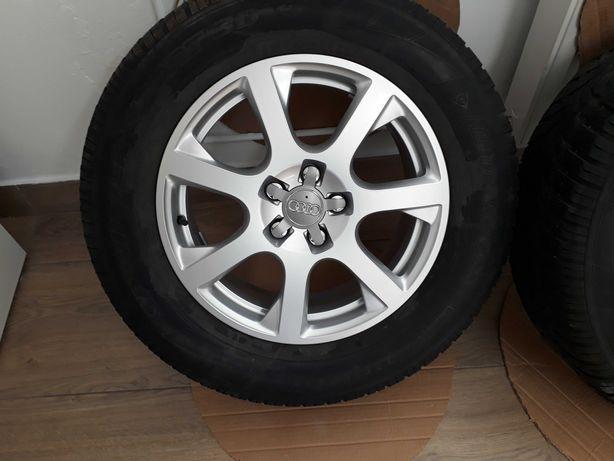 Alufelgi 5x112 17 cali, Audi Q5, Q3, A3, A4, A5, A6, A7, VW Tiguan
