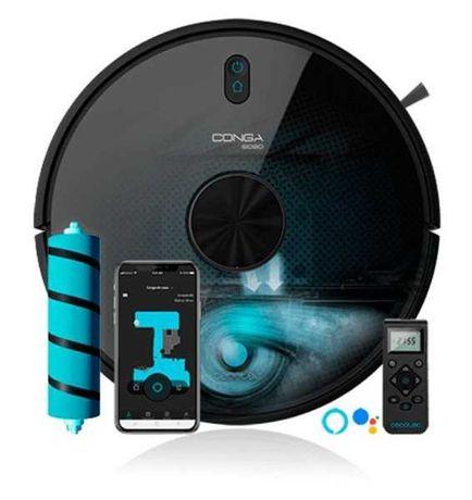 CECOTEC Conga 6090 Ultra, robot aspirador
