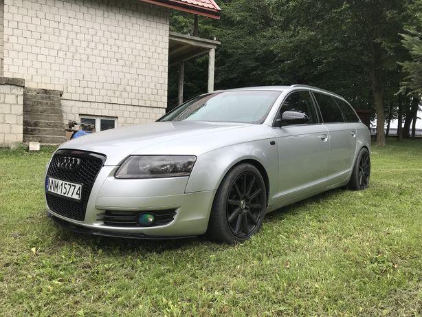 Audi A6 C6 2.0TDI 170km//Stan bdb//Ledy//Klimatronic//zamiana…