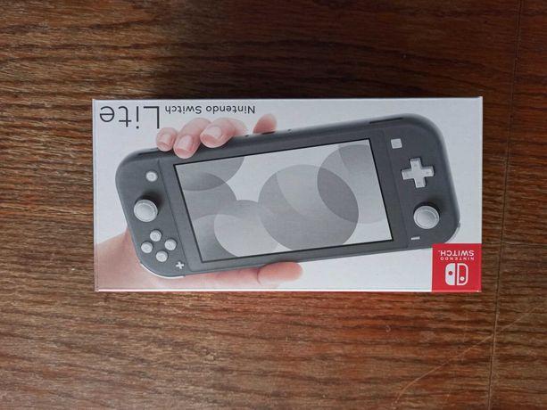 Nintendo Switch Lite Grey [NOWE]