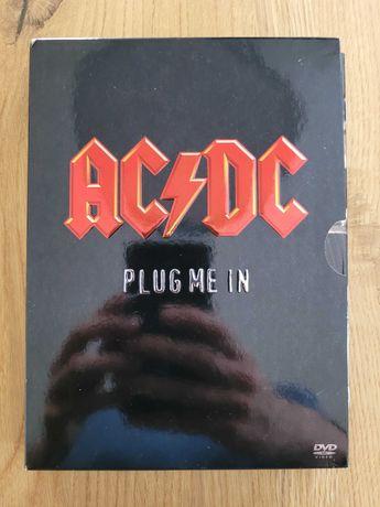AC / DC Plug Me In 2x DVD