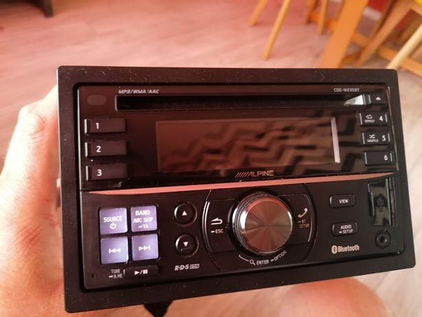 Radio samochodowe Alpine CDE-235BT AUX CD mp3 USB stan idealny