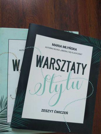 Warsztaty Stylu, Maria Młyńska poradnik mody