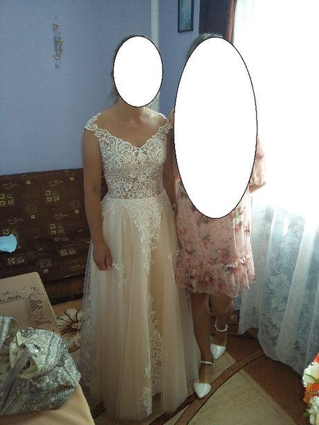 suknia ślubna ivory r. 38