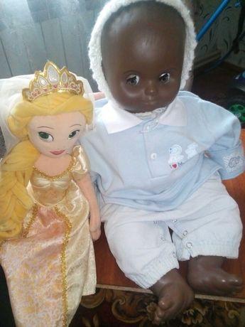Кукла негритянка