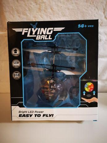 Игрушка Летающий шар, мяч, светодиодное освещение для детей и подрост