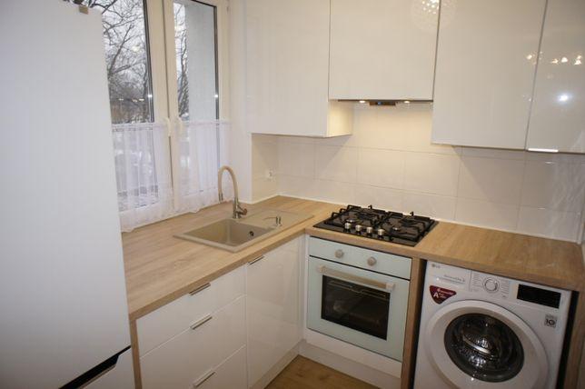 2 pok. I-sze p. po remoncie, balkon, nowe meble kuchenne i agd w cenie