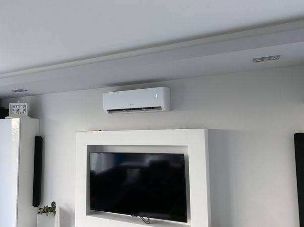 Klimatyzator klimatyzacja montaz serwis klimatyzacji Gree Samsung