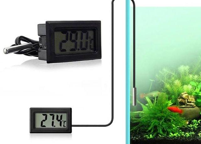 Електронний Термометр в виносним датчиком температури від -50 до + 70