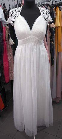 Wyprzedaż..Suknia balowa, ślubna Little Mistress rozm. M 38